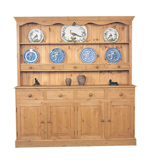 Traditional Kitchen Dressers by Bird Antiques Household And Office Furniture
