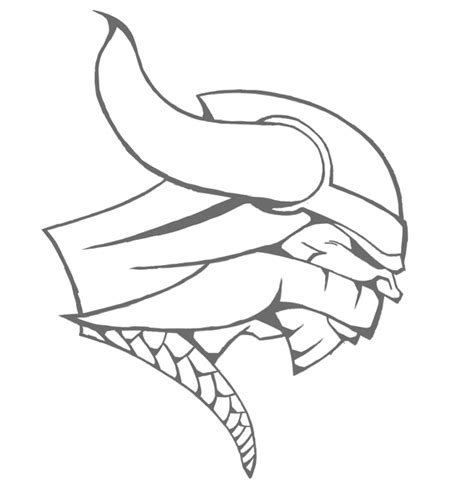 minnesota vikings player coloring pages coloring pages