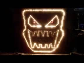 light o rama lights how to build light o rama singing faces with pegboard
