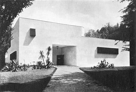 Architettura Moderna Ville by Architettura Ideologia Della Villa Moderna Abitare