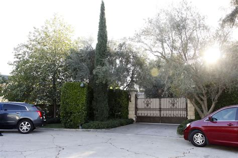Richie House by Gv S Lionel Richie S House The Site Of Richie S Weekend Wedding Zimbio