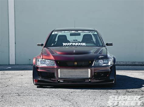 mitsubishi evolution 2005 2005 mitsubishi lancer evolution magazine