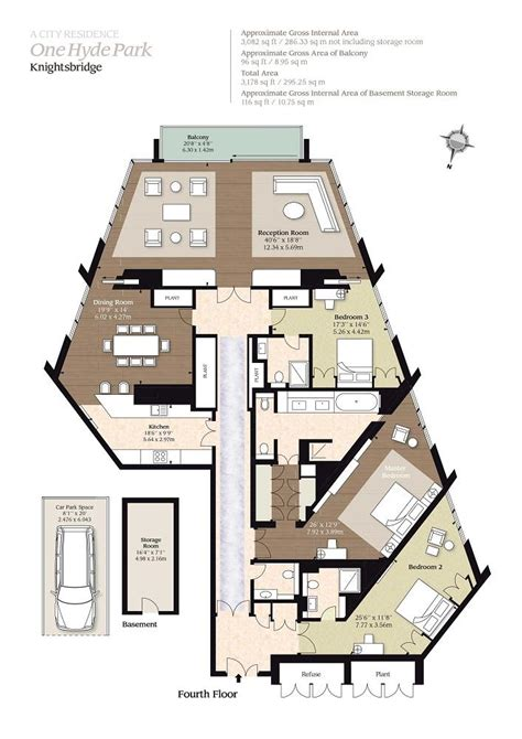hyde park floor plan knightsbridge london sw1x 7lj new homes for sale buy