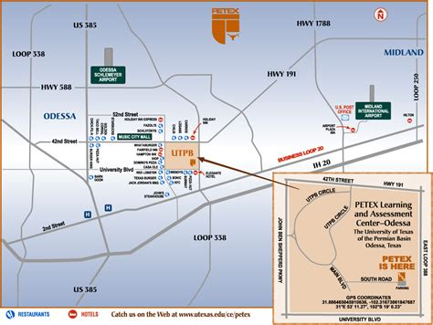 map of texas odessa odessa gas field