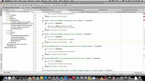 jasmine tutorial javascript testing unit testing in javascript via jasmine youtube