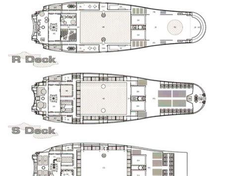 starship floor plan deck plans and designs deck design ideas best deck plans