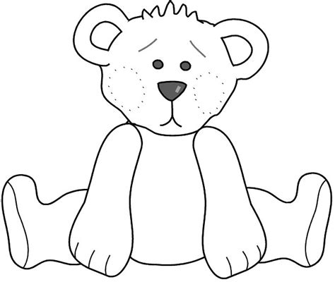 sad bear coloring pages free coloring pages of sad teddys