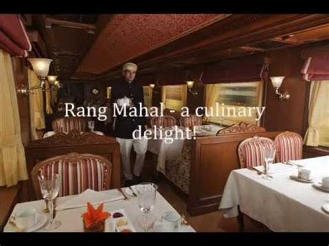 maharajas express bags world s leading luxury train award maharajas express world s leading luxury train youtube
