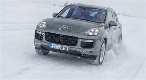 Porsche Cayenne Versicherungskosten by Erster H 228 Rtetest Das Steckt Im Neuen Porsche Cayenne Gts