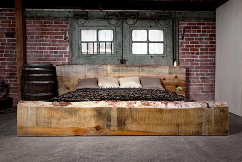 district millworks modern rustic furniture knoed