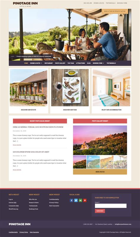 theme hotel game full screen pinotage a premium hotel holiday homes lifestyle
