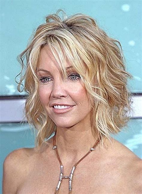 side bangs for thin hair short wavy hairstyles for thin hair with side bangs