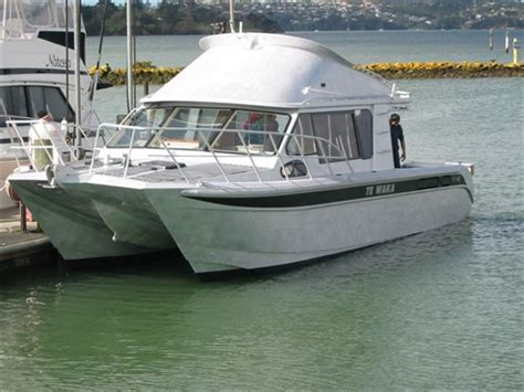 blade runner catamaran for sale nz our capability bladerunner boats