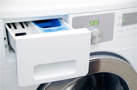 How To Use A Washing Machine Persil Where To Put Laundry