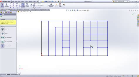 Combine 2 Sketches Solidworks by Solidworks Sketch Tool Basics