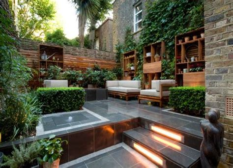 City Backyard Ideas Best 25 Garden Design Ideas On Garden