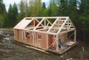 small timber frame cabin kits quotes