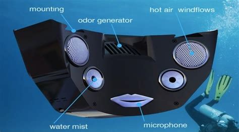 Feel Real by Feelreal Launches Kickstarter For Multisensory Vr Mask And