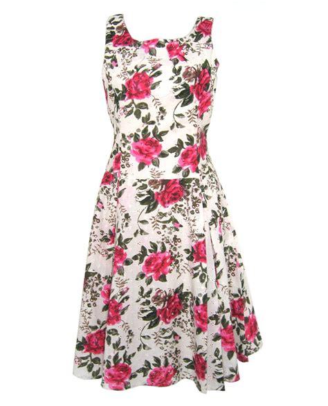 Fc Dress Fashion 1 nomads fair trade fair trade floral bow dress