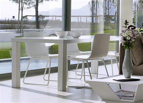 multi white dining table dining tables go modern