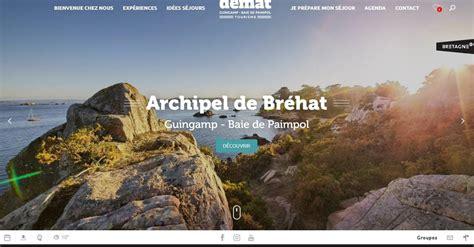 Office Tourisme Brehat by Office De Tourisme De Guing Baie De Paimpol