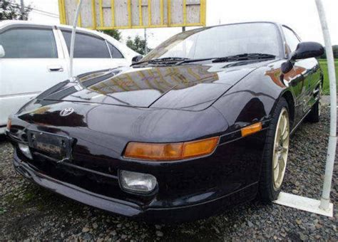Toyota Mr2 For Sale Toyota Mr2 2 0 Gt Turbo 1992 Used For Sale
