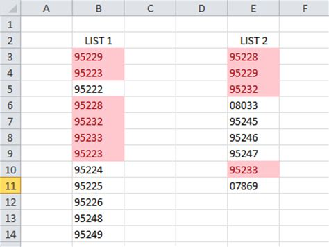 us area code list excel cdx technologies how to compare two lists of zip or