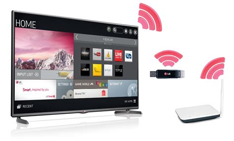 Tv Led Lg Wifi smart tv lg 47lb5800