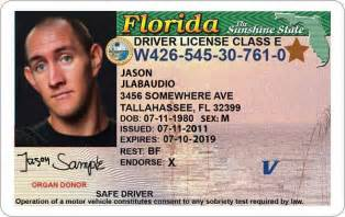 Florida Drivers License Template by Blank Drivers License Template Ebook Database