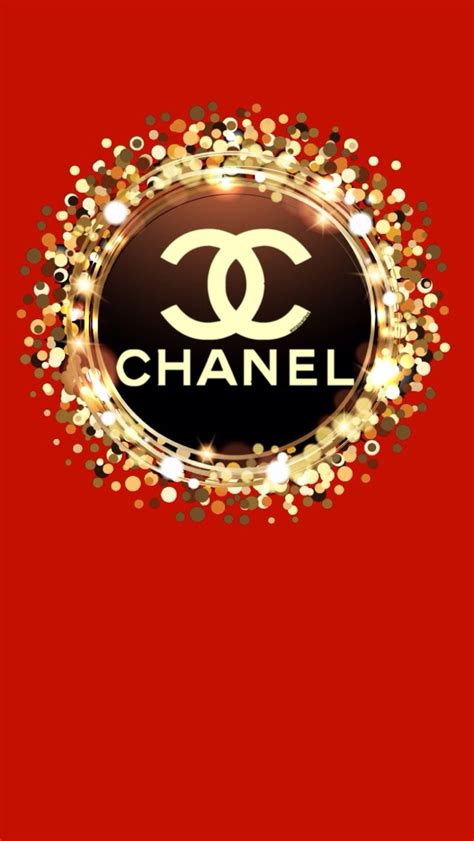 wallpaper for iphone chanel chanel red iphone wallpaper wallpapers by me
