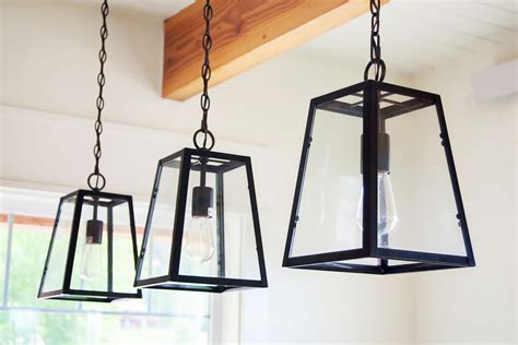 How To Hang Chandelier light fixtures for our farmhouse 183 tawna allred