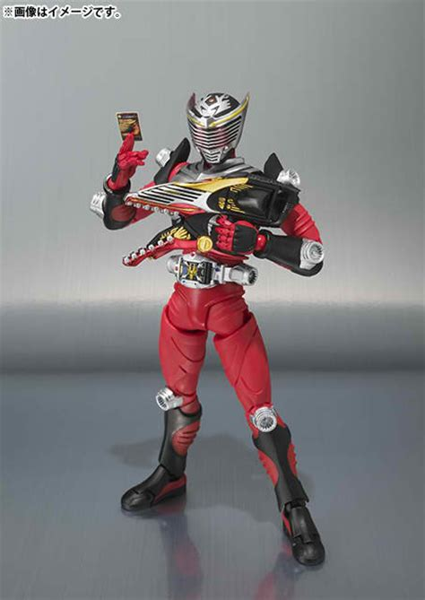 Deck Kamen Rider Ryuki Survive Custom sh figuarts kamen rider ryuki survive official images tokunation