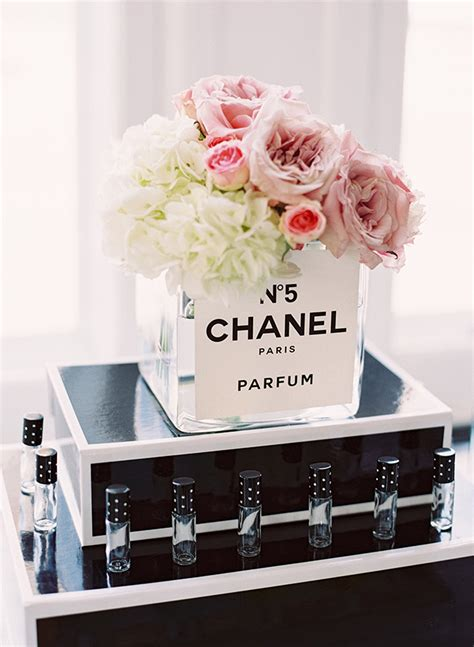 Chanel Bridal Shower by Parisian Coco Chanel Themed Bridal Shower Inspired By This