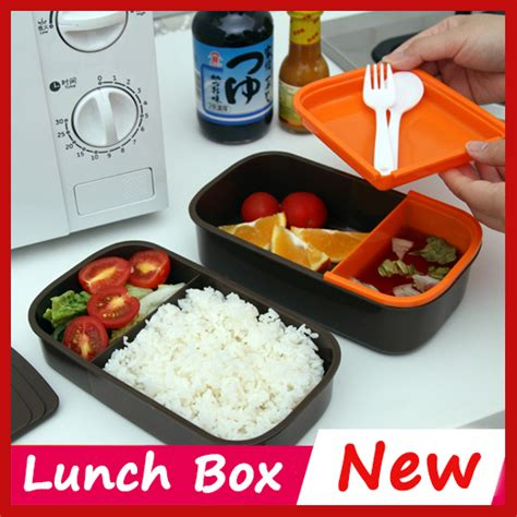 Kotak Makan Warna Bento Box Plastik Lunch Box Fim 8 Pack 200pcs grosir 4 microwave warna kawaii bento kotak makan siang
