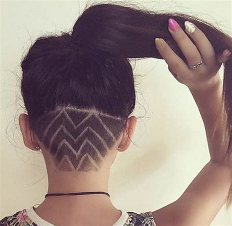 haircut neck designs these pretty neck designs will give your undercuts new