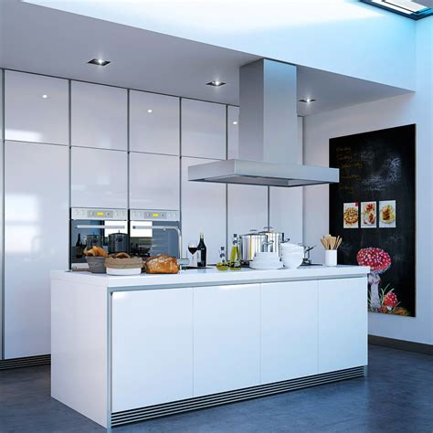 modern white kitchen island design olpos design modern white kitchen island design olpos design