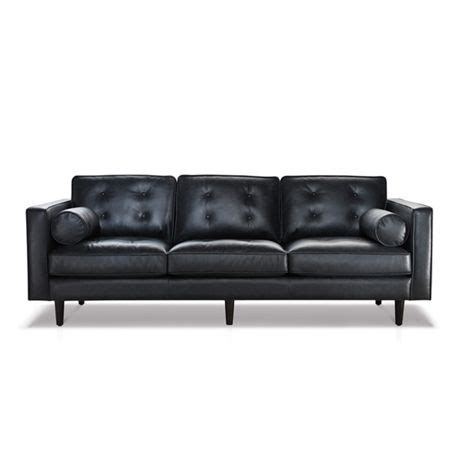 freedom furniture sofa sale copenhagen 3 seat sofa in oxford black 2699 freedom