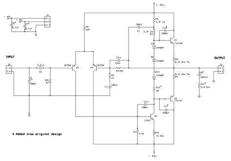Power Lifier 150 Watt audio lifier using tip 147 28 images simple 150 watt