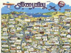 Silicon Valley What Silicon Valley Looked Like In 1991 Business Insider