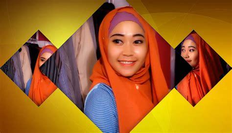 tutorial pashmina rabbani tutorial hijab pashmina zahira