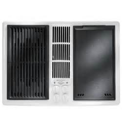 As Seen On Tv Cooktop Jenn Air Jed8230ad 30 Quot Electric Downdraft Cooktop With