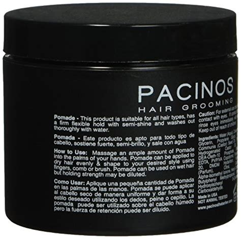 Pomade Pacinos pacinos pomade 4 ounce health and in the uae