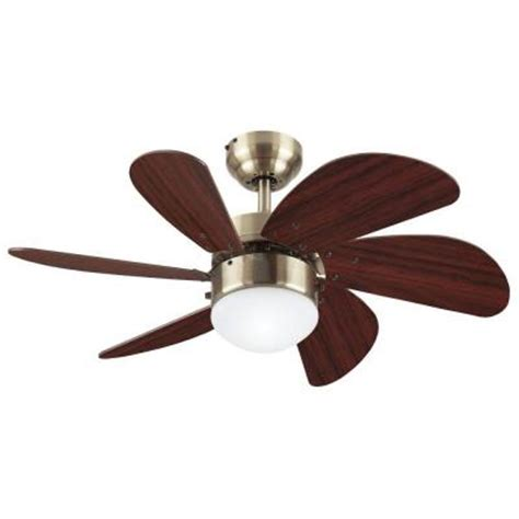 westinghouse turbo swirl 30 in antique brass ceiling fan