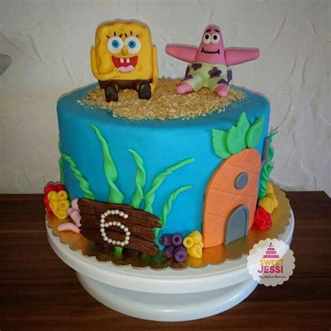 schwammkopf kuchen 220 ber 1 000 ideen zu spongebob torte auf