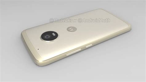 Motorola Moto X (2017) video and image renders leaked
