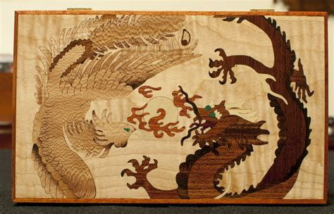 lords   chinese world  dragon  phoenix