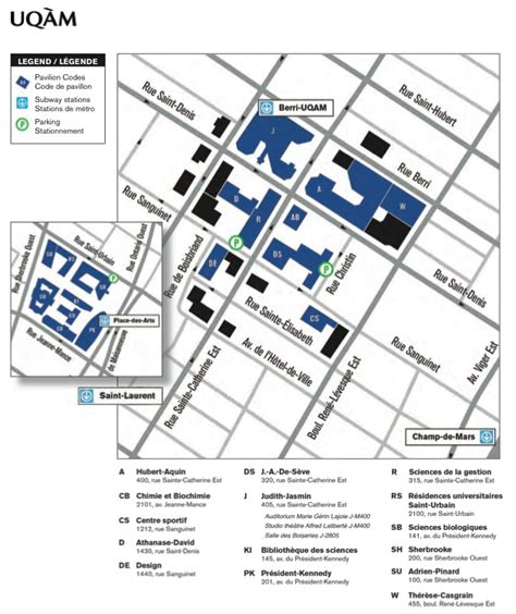 plan images uqam congr 232 s iamcr 2015 map of cus