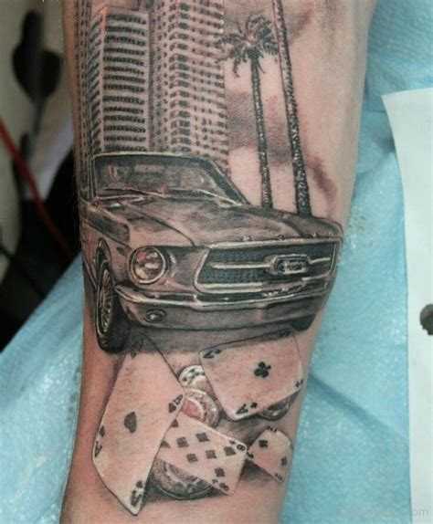 mustang tattoo 25 best ideas about mustang on mustang