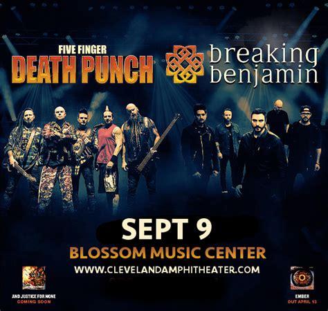 five finger death punch zombie cranberries cover five finger death punch breaking benjamin tickets 9th