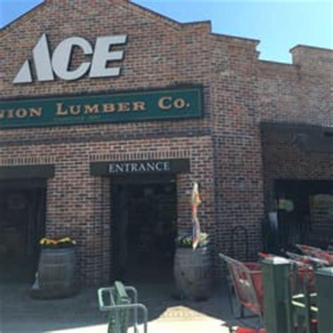 Ace Hardware Union City | union ace hardware 17 reviews hardware stores 401 b